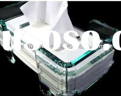 New Acrylic Facial Tissue Holder