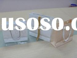New design carrier paper bags for shopping