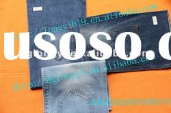 Newest cotton jean denim fabric for women denim jeans