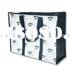 Nonwoven Bag With Zipper