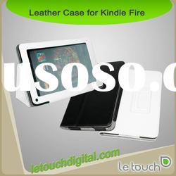 PU Leather Case Cover Folding Stand for Amazon Kindle Fire