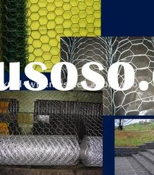 PVC Coated Hexagonal Wire Mesh(Direct Manufacturer)