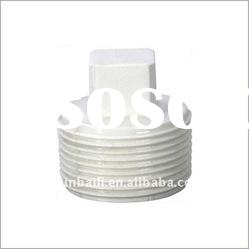 PVC Pipe Fittings PVC Male Thread Plug