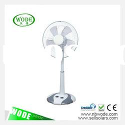 Parts Electric Stand Fan With sprayed plastic base,standing fan,stand fan