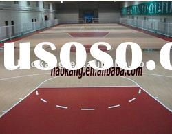 Plastic Floor Covering for Basketball Sports Court