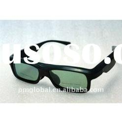 Promotion 3D Active Shutter Glasses for Brand 3D TV,PC,Theater Systerm