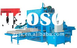 QTY4-24A block machine/hollow block making machine/solid brick making machine