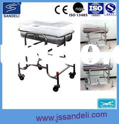 SDL-A0302 stainless steel hospital crib