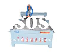 SG-1530M Wood cnc router with vacuum table