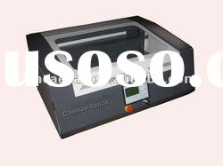 Small epilog laser engraving machine for leather crafts