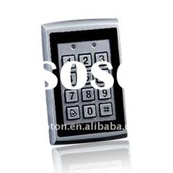 Standalone access control system with buttons&ID cards free