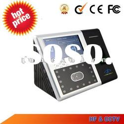 TFT Touch Screen Face Recognition Time Recorder/ Fingerprint Access Control HF-FR302