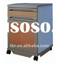 THR-CB500 Hospital Bedside cabinet with castors