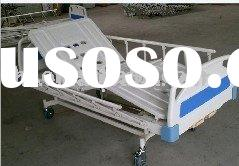 THR-MBFY 2-crank manual hospital bed with two functions