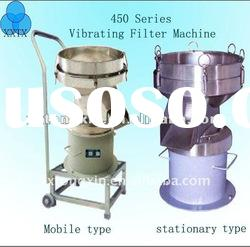 TX450 SUS304 fine powder sieve equipment for agriculture
