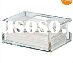 Tabletop Acrylic Tissue Box
