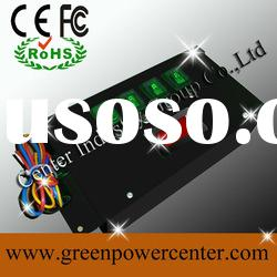 Three phase energy power saver with LCD