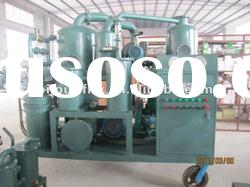 Used Lubricant fluid Recovery Machine/Used Hydraulic fluid Filtration system
