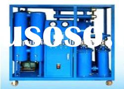 Used transformer oil filtration equipment/ Transformer oil purifier