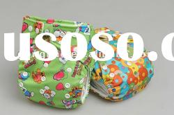 WHOLESALES BABY CLOTH DIAPER WITH 9 PATTERNS AND DOUBLE SNAP BUTTONES