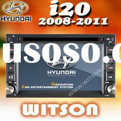 WITSON HYUNDAI I20 Car DVD Player with GPS