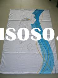 advertising art beach cotton towel