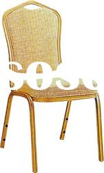 comfortable hotel metal chair with new style ZA22