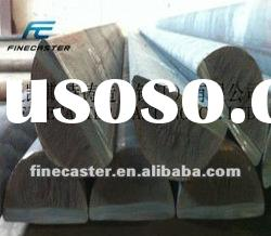 ductile cast iron bar &cast iron billet used for machine and auto parts and iron casting