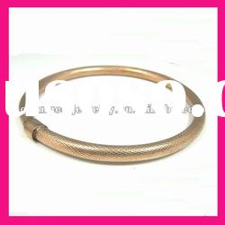fashion african 316 stainless steel bangle for women