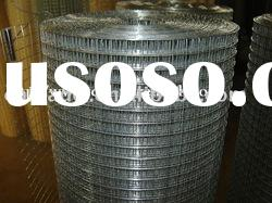 "galvanized welded mesh rolls1X1/2"" ;galvanized wire mesh"
