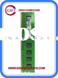 high quality Memory module 2gb DDR3 1333 KVR1333D3N9/2GB