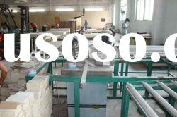 magnesium oxide board production line with fully automatic