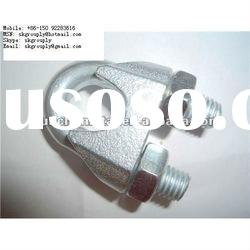 metal clips wire rope clips
