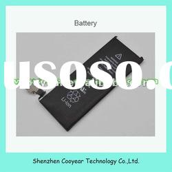 mobile phone backup battery for iphone 4 original new1430 MAH replacement paypal is accepted
