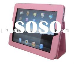 pu leather skin case cover for apple ipad