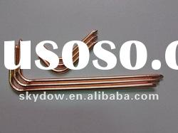 sintered copper heat pipe with high quality