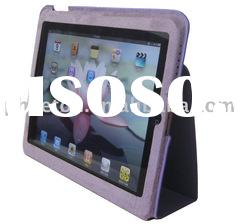 slim PU leather case for ipad