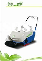 walk behind type LF-A800SW electric walk-behind floor sweeper