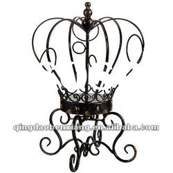 wrought iron wine rack,wine bar