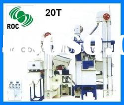 20T Combined Rice Milling machine (rice miller)