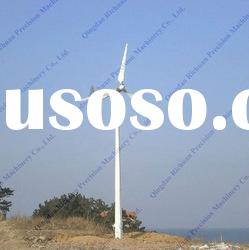 3KW CE Horizontal Axis permanent magenent Wind turbine 3kw windmill generator