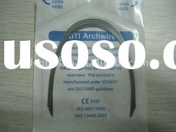 BIG-DISCOUNT Dental Orthodontic arch wire