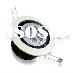 Cutout 105mm 10W Recessed Round LED Downlight