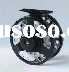 Die-casting fly fishing and low price fly fishing reel with spare spool