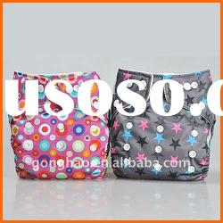 FASHION CUTE PRINTED ECO-FRIENDLY MATERIAL BABY CLOTH NAPPY/DIAPERS