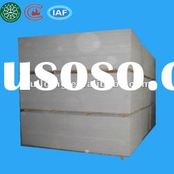 Fireproof waterproof Calcium silicate partition wall board (ISO9001-2008)