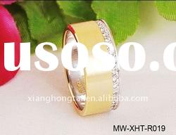 High quality titanium wedding rings, Newest design