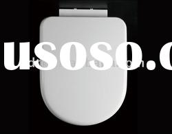 P09 soft closing toilet seat cover