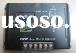 PWM solar charge controller 12V/24V 10A/20A