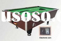 Slate Coin Billiard Table&Pool Table&Game Table&Table top billiard equipment